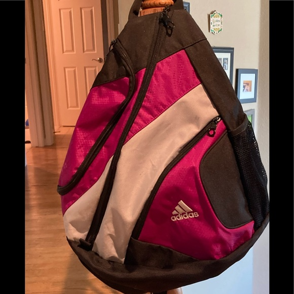 Adidas Cross Body Backpack